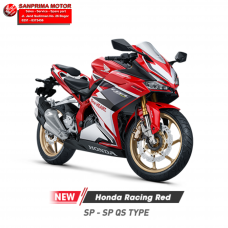 CBR 250 RR ABS Red Racing