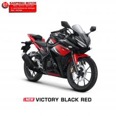 NEW CBR 150R VICTORY BLACK RED